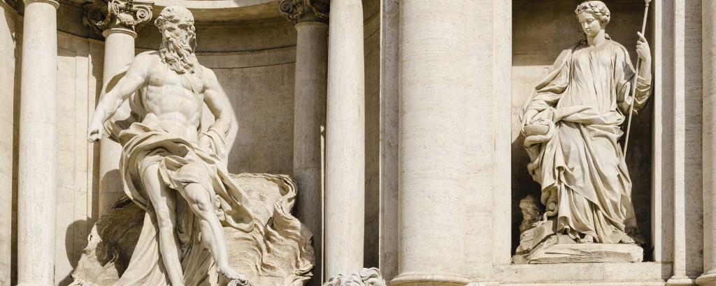 Roma Bernini Borromini e Caravaggio