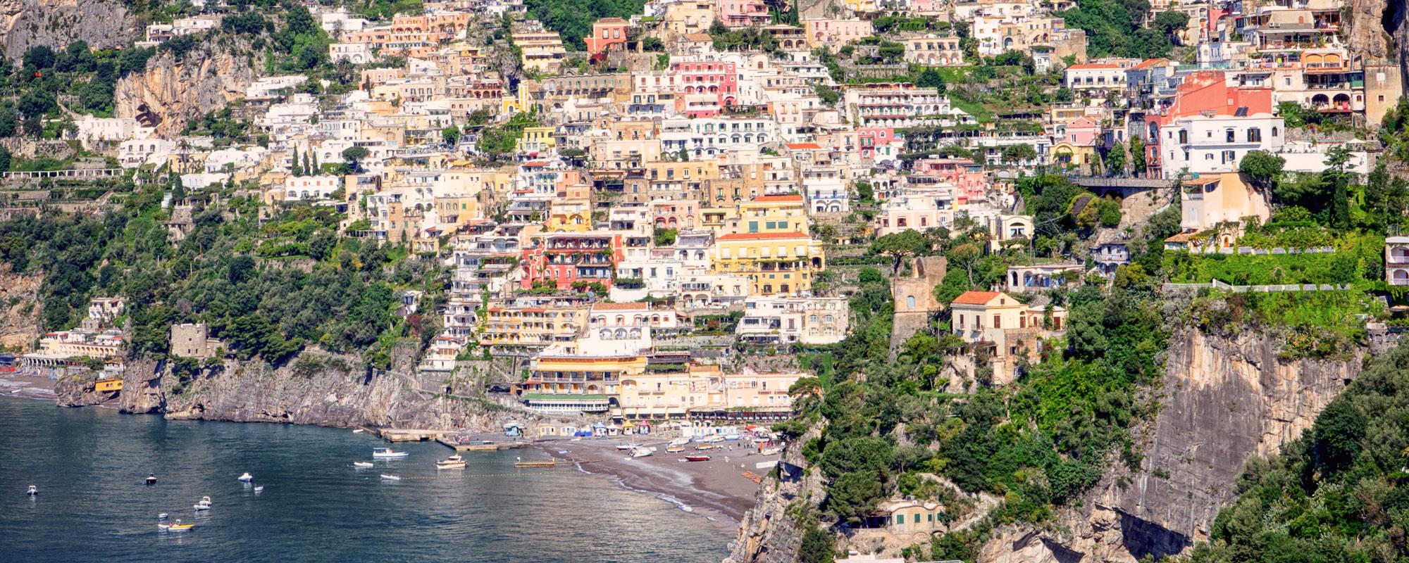 Campania Positano