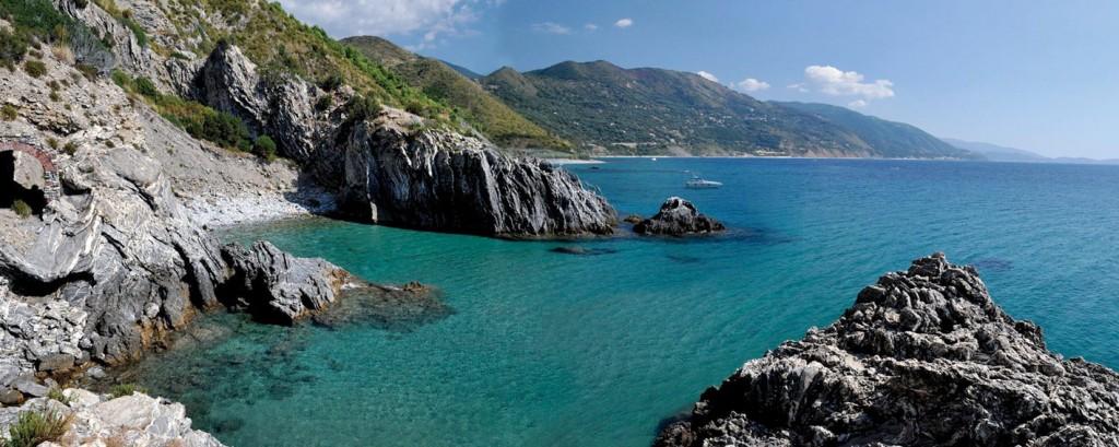 Campania, la costa del Cilento