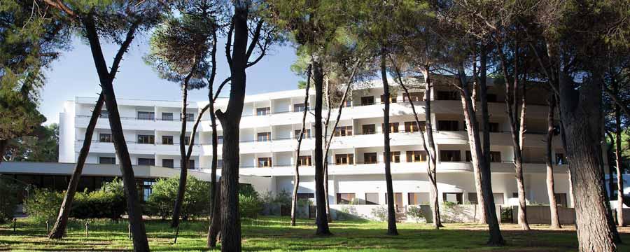 Campoverde Club Residence - Facciata_Otranto