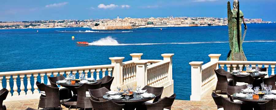 Grand hotel minareto siracusa gialpi travel for Grand hotel siracusa