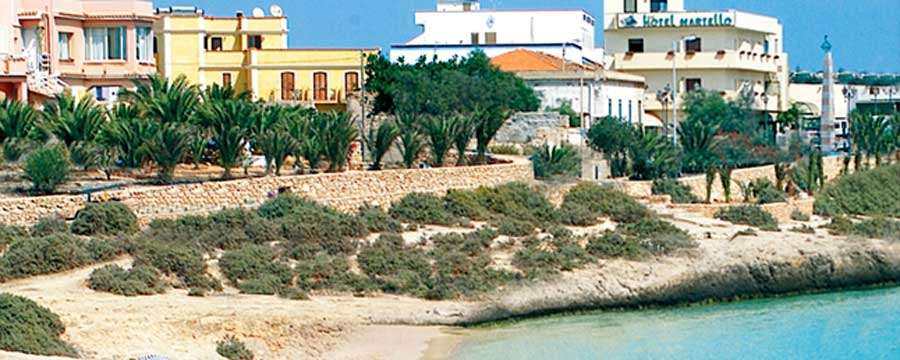 Volo + Transfer + Soggiorno Hotel Martello, Lampedusa ...