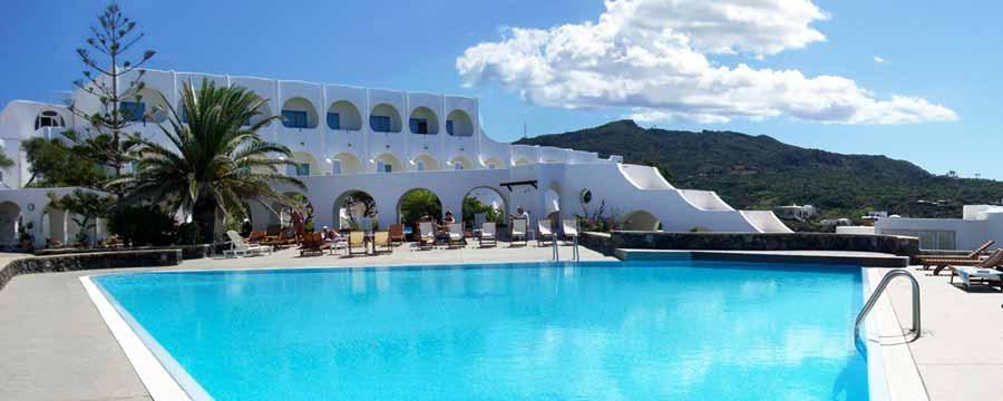 Hotel Mursia & Cossyra - Piscina_Pantelleria