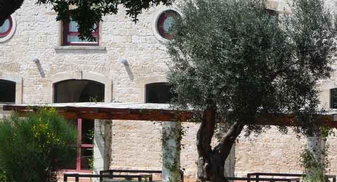Victory Country Hotel - Facciata_Alberobello