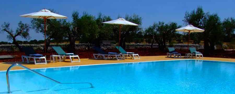 Victory Country Hotel - Piscina_Alberobello
