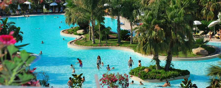 Voi Arenella Resort - Piscina_Siracusa