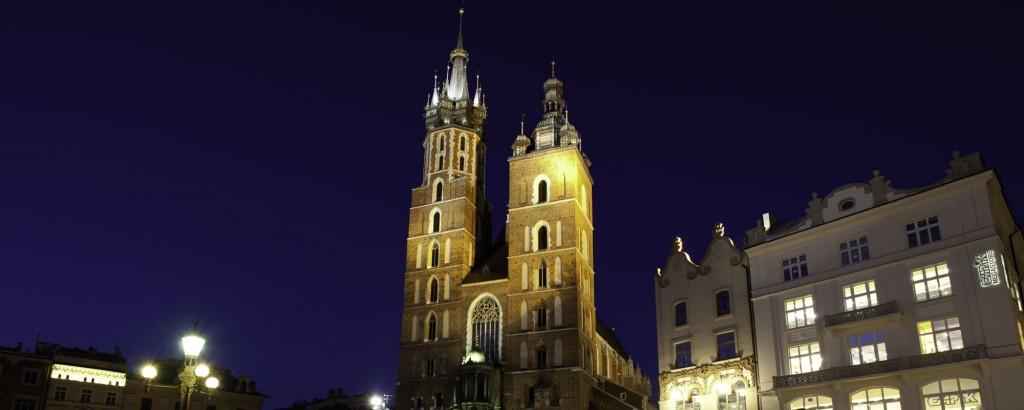 Cracovia Polonia Papa Polacco