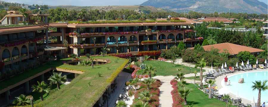 Acacia Resort - Aerea_Campofelice