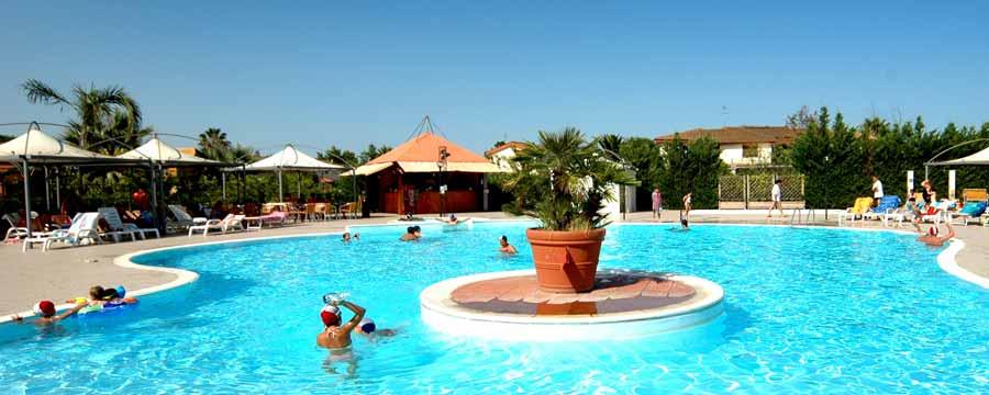 Minerva Club Resort - Piscina_Marina di Sibari