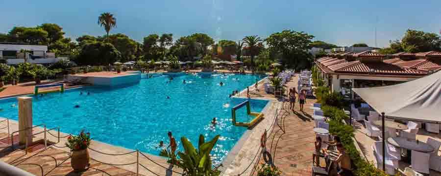 Robinson Club Apulia - Piscina_Marina di Ugento