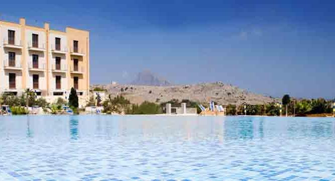 Villa Zina Park Hotel - Piscina_Custonaci