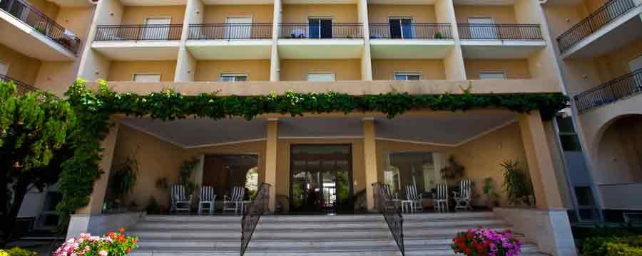 Hotel Terme Alexander, Ischia Porto - Gialpi Travel