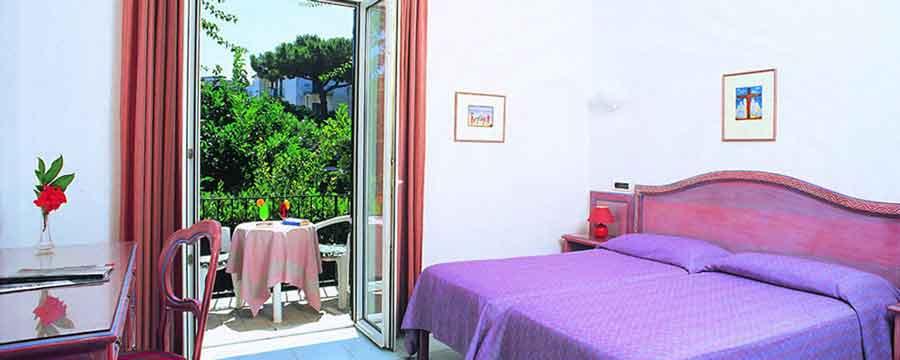 Hotel Royal Terme - Camera - ischia porto