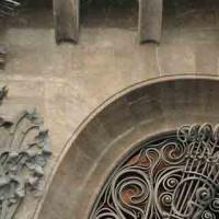 Dettaglio_Entrata Parc Guell