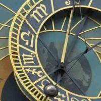 Praga_Dettaglio Orologio Astronomico