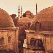 Dettaglio Cupole e Minareti