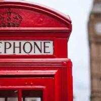 Dettaglio Cabina telefonica e Big Ben