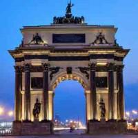 Mosca_Arco di Trionfo