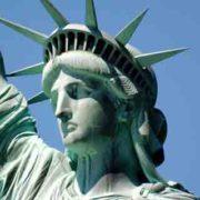 Dettaglio Statua della Liberta