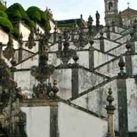 Santuario di Bom Jesus do Monte_Giardini