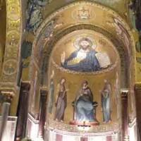 Dettaglio Cappella Palatina