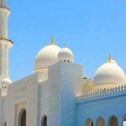 Abu Dhabi Moschea Sheikh Zayed