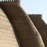 Bukhara Cittadella fortificata di Ark