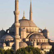 Istanbul Moschea del Sultano Ahmet