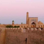 Khiva Fortezza