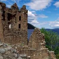 Loch Ness Castello di Urquhart