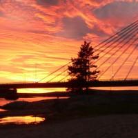 Rovaniemi_Jatkankynttila Bridge