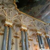 San Pietroburgo_Dettaglio interni Hermitage