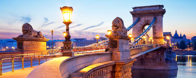 Vienna e Budapest
