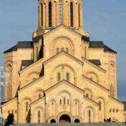 Tiblisi Cattedrale della Santissima Trinita