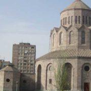 Yerevan Chiesa della Trinita