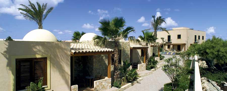 Volo + Transfer + Soggiorno Oasis Hotel Residence & Resort, Lampedusa