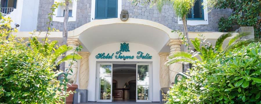 Traghetto + Transfer + Soggiorno Hotel Terme Felix (Ischia ...