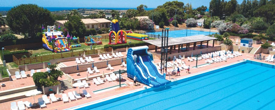 Athena resort piscina e giochi gialpi travel - Piscinas athena ...
